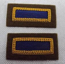 2 x US Army / Air Force Presidential Citation No.2 Cloth Badges / Patches