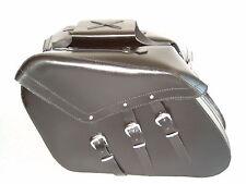 Alforjas Saddle bags borse moto sacoches cuir 115 2 (2. elección)