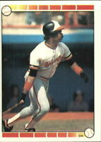 1989 Topps Stickers Baltimore Orioles Baseball Card #238 Eddie Murray