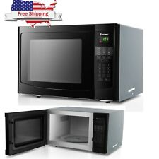 Kitchen Digital Programmable Electric Microwave Oven 1000W Led Display