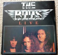 The Rods - The Rods Live 1983 Music For Nations vinyl LP
