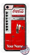 Vintage Coke Coca-Cola Vendo Vending Personalized Phone Case fits iPhone etc.
