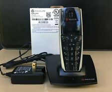 Polycom KIRK 2010 DECT Wireless Handset, Charging Base, Power Adapter in box
