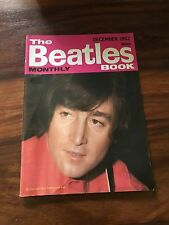 RARE 1982 THE BEATLES MONTHLY BOOK #80