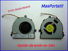 VENTILADOR / FAN HP 250 G3, HP 255 G3 P/N:753894-001 / DC2800028C8F0 FAN13