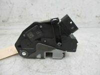 Door Lock Left Rear Ford Fiesta VI 1.25 8A6AA26413BE