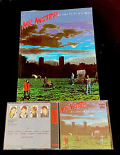 Lot Of 2 MR. MISTER CD, Guitar Songbook Welcome To The Real World RARE OOP