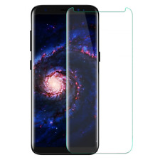 100 Genuine Tempered Glass Screen Protector Film for Samsung Galaxy S8 Clear 5d