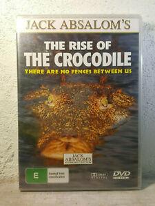 THE Rise of the Crocodiles DVD Documentary Jack Absalom's - LIKE NEW DOCUMENTARY