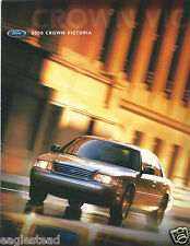 Auto Brochure - Ford - Crown Victoria - 2000  (AB888)