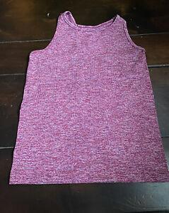Athleta Purple/pink Tank Top - Size Large