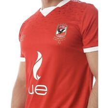Umbro Al Ahly Egypt 19-20 Home Jersey Red Size Large (L) Club of the Century ⭐️