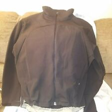 Mens Salomon Advanced Skin Schoeller softshell jacket  xl  black  nwot