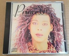 Princess - Princess Cd Album Stock Aitken Waterman PWL SAW Related V.Rare!! 1986