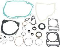 Moose Complete Gasket Kit w/ Oil Seals for SUZUKI 1987-93 LT-230E LT230E M811809