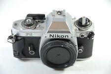 Nikon FG 35mm SLR Film Camera Body Only