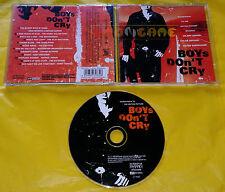 Soundtrack - BOYS DON'T CRY - Koch 1999 - VA Various Artists