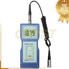 VM-6310 Portable Vibration Measurement Tester Digital Vibrometer Analyzer