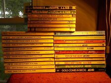 A.A Fair / Erle Stanley Gardner  Complete Set all  29 Lam & Cool titles  1939-70