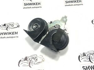 OEM 2013-2016 FORD FUSION LOW & HIGH NOTE TONE ALARM SIGNAL HORN SET 55306-AM80S