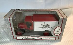 Ertl 1925 Delivery Truck Bank Coors Brewing Co. 1:30 Scale Die-Cast Metal  #2973