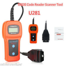 OBD2 Car Diagnostic Tool Engine Fault Code Reader Scanner U281 For Vw Audi Seat