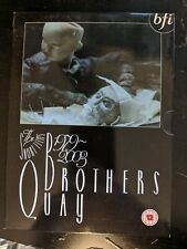 The Quay Brothers - The Short Films 1979-2003 (DVD, 2006, 2-Disc Set)