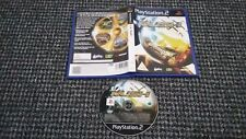 Sony PS2/Playstation 2 la RUSH Testato & Lavoro (LS5)