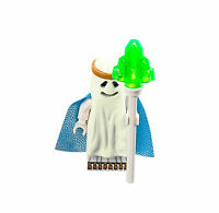 Lego Movie Vitruvius Ghost Minifigure With Staff  70818 new