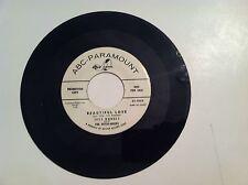RARE POP TEEN - JESS DUBOIS  - BEAUTIFUL LOVE - 45 RPM - (RARE PROMO)  VG++