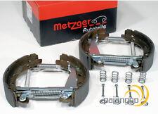 METZGER Bremsbackensatz Feststellbremse Handbremse Hinten 0152004