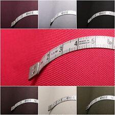 Polyester OXFORD 210D Gewebe Stoff 160cm breit Meterware blickdicht fest