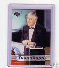 DICK IRVING JR YOUNG GUNS UPPER DECK 04/05