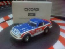 Corgi BOB SHARP DATSUN 240Z Car JIM FITZGERALD 1:43 Limited Edition