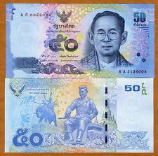 Thailand, 50 Baht, 2012, P-New, Unc