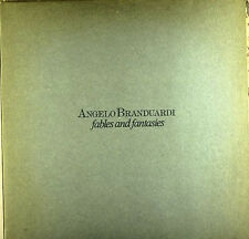 Angelo branduardi - Fables and Fantasies - LP - washed - cleaned - L3760