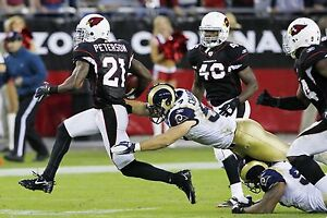 Patrick Peterson Unsigned 8x10 Az Cardinals
