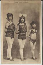 souvenir du cirque franco hollandais frere et soeurs schauer circo circus