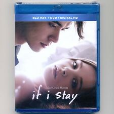 If I Stay 2014 PG-13 romantic movie, new Blu-ray/DVD Chloe Grace Moretz Blackley