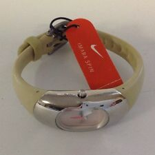 New Sporty Nike Imara Spin Women Quartz Analog Stainless Steel Watch WR0102 Lime