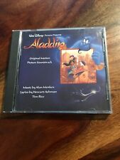 Walt disney records - aladdin original soundtrack cd (60846)