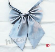 FASHION vintage butterfly bow tie Women sex SLIVER Tie dancing wedding party #62