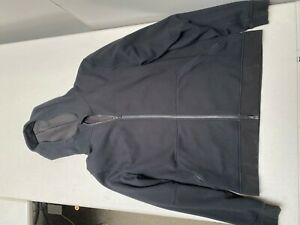 Lululemon Men's Ritual Jacket HOODIE CBHA  Core Black Size L