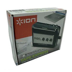 ION Audio Tape Express Portable Analogue Digital MP3 Cassette Converter