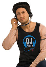 Pauly D Mens Halloween Headphones