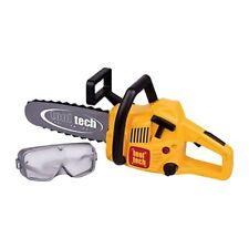 TOOL TECH TOY CHAINSAW WITH SAFETY GOGGLES