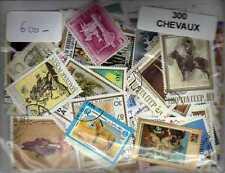 CHEVAUX 300 timbres différents