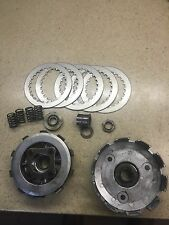 Honda Foreman 450 Clutch Basket Plates Springs Pressure Plate Hub Extra Plates A
