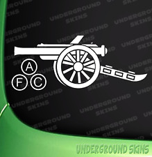 ARSENAL GUN GUNNERS CAR STICKER STICKERS WALL LAPTOP WINDOW VINYL DECAL