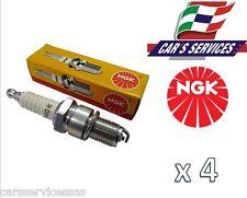 KIT 4 CANDELE NGK ZKR7A-10 FIAT GRANDE PUNTO EVO 1.2 1.4 BENZINA AUTO RICAMBI